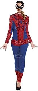 Amazon.es: disfraz spiderman mujer