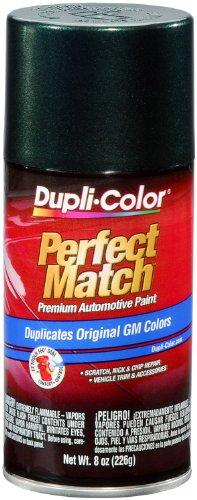 Dupli-Color BGM0432 Medium Green Metallic General Motors Exact-Match Automotive Paint - 8 oz. Aerosol