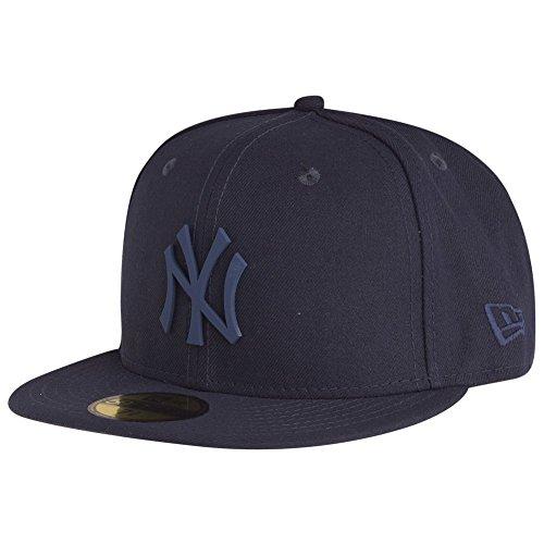 New Era Mujeres Gorra plana Poly Tone NY Yankees
