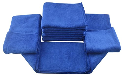 Premium Extra Large Microfiber Car Cleaning Towels(Pack of 2,23inch x 63Inch,Each Weight 0.87 Pounds)