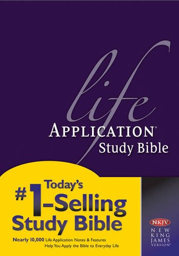 Compare Textbook Prices for Life Application Study Bible NKJV 5096th Edition ISBN 0031809040355 by Tyndale