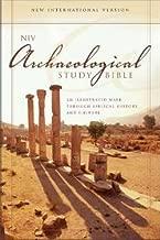 NIV Archaeological Study Bible-HC