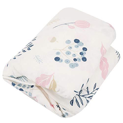 Babybed hoeslaken 70 * 130 cm pasgeborenen draagbaar katoen zachte deken wikkelen slapen gereedschap zuigelingen beddengoed tapijt afdekking