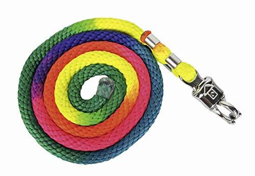 HKM Strick -Multicolor- mit Panikverschluss, bunt, 180 cm
