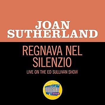 Regnava Nel Silenzio (Live On The Ed Sullivan Show, December 3, 1961)