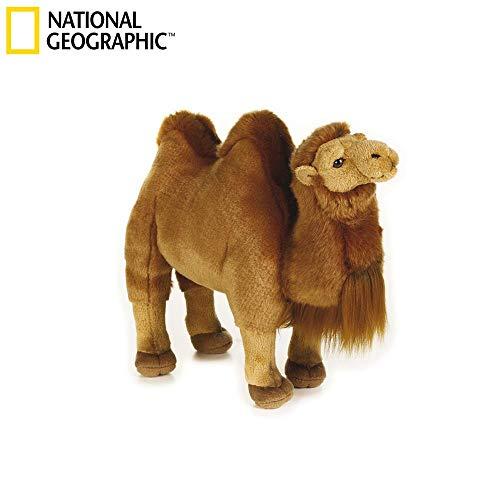 National Geographics Camel baktrische Stofftiere Plüsch Spielzeug (Natur)