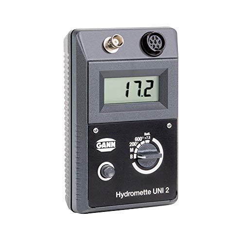 Hydromette UNI 2 - ohne Zubehör - Digital-Messgerät mit Widerstands-Messsystem