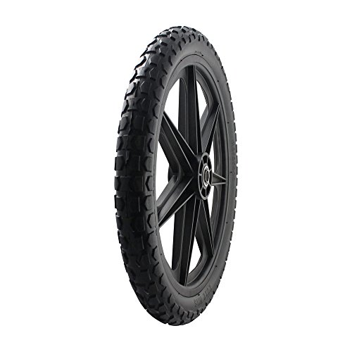 Marathon 92010 Flat Free 20' Replacement Tire Assembly for Rubbermaid Big Wheel Carts