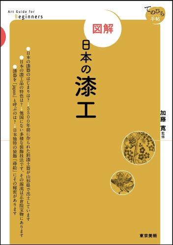 図解 日本の漆工 (てのひら手帖)