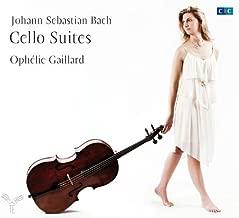 J.S. Bach: Cello Suites (Ophelie Gaillard) by Ophelie Gaillard (2011-06-14)