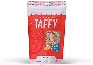 Taffy Shop Maple Salt Water Taffy - 1/2 LB Bag