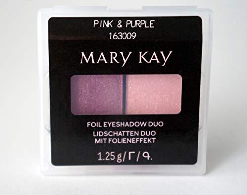 Pink & Purple Foil Eye Shadow Duo Lidschattenduo mit Folieneffekt 1,25 g MHD 2023
