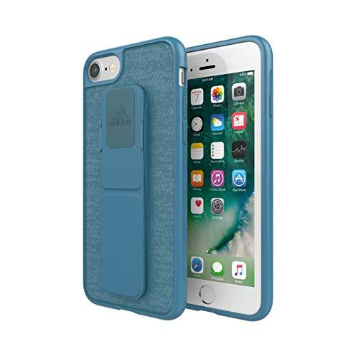 adidas Performance Grip - Carcasa para iPhone 6, 6S, 7 y 8, Color Azul