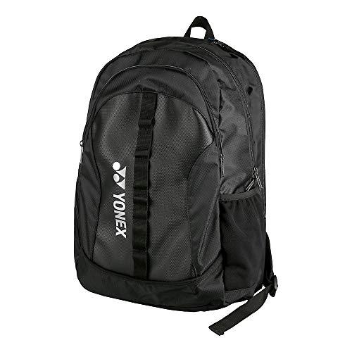 YONEX Backpack Black Klassische Sporttaschen, schwarz, 1-3 Tennisschläger