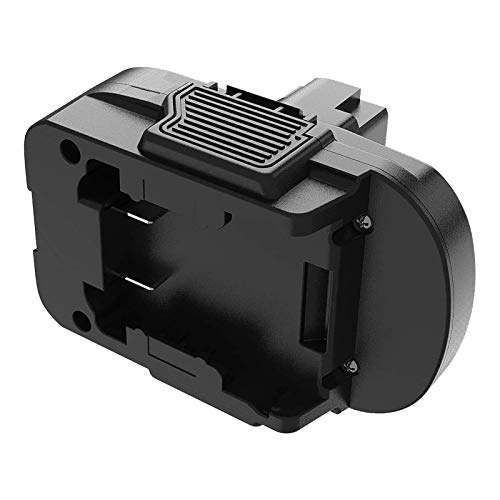 Adapter for Milwaukee 18V M18 Li-ion Battery convert to 19.2V Battery Compatible with Craftsman Cordless Power Tools with USB Port