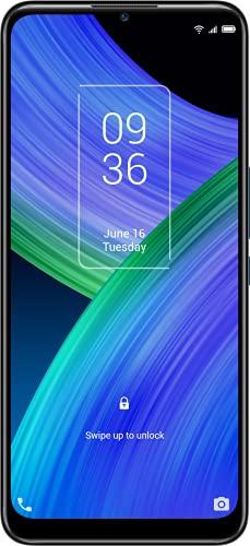 TCL 20R 5G - Smartphone 5G Dual Sim, Display 6.52' HD+, 128 GB, 4GB RAM, Tripla Camera, Android 11, Batteria 4500 mAh, Lazurite Blue [Italia]