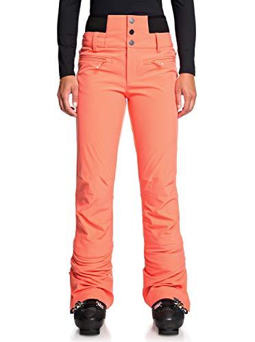 Roxy Rising High-Pantalón Shell para Nieve para...