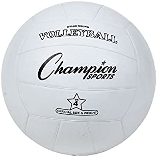 Champion Sports Official Rubber Volleyball