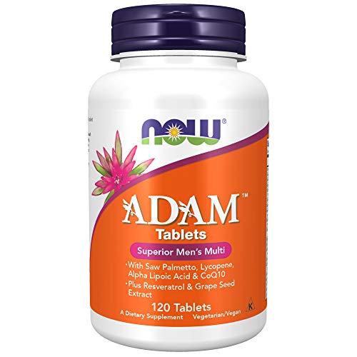 Now Foods Adam Men's Multiple Vitamin 120 Tabs