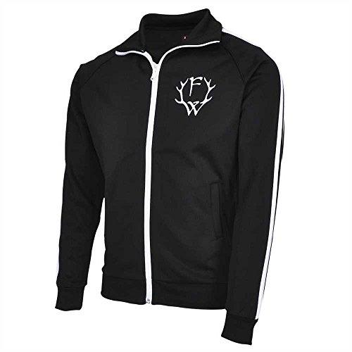 Frei.Wild - Trainingsjacke NEU, schwarz, Größe M