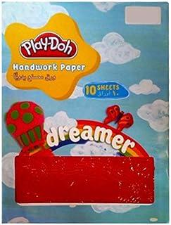 Play-Doh Mat EK001 Handwork Paper