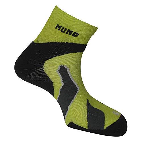 Mund Socks – Ultra Raid, Couleur Green, Taille EU 34 – 37