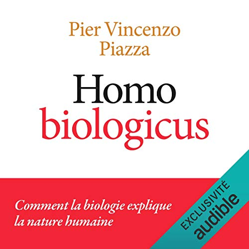 Homo biologicus cover art