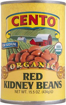 Sale item Cento Organic Red Kidney Beans Pack oz 15.5 of 12 Challenge the lowest price