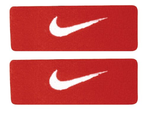 Nike Swoosh Bicep Bands (Varsity Rood/Wit, Osfm)