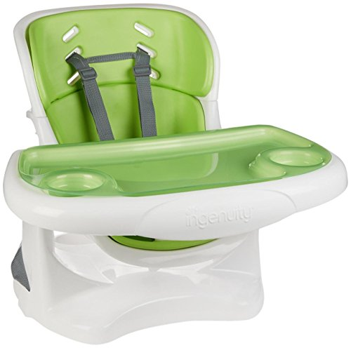 Ingenuity SmartClean ChairMate Chair Top High Chair, Lime