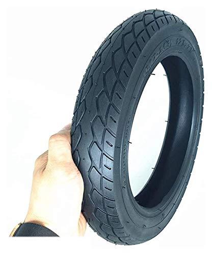 Neumáticos de scooter eléctricos, 12 1 / 2x2 1/4 neumáticos interiores y exteriores inflables, antideslizantes y duraderos, adecuados for automóvil de batería 57-203 / 62-203, silla de ruedas eléctric