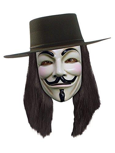 V for Vendetta Wig (peluca)