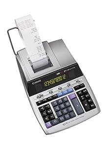 Calculadora impresora Canon MP1211-LTSC plata