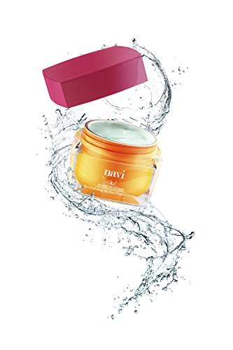Navi Revitalizing Hydro-Night Cream, 1 x 50 ml, Anti-Aging Gesichtsmaske Hyaluron