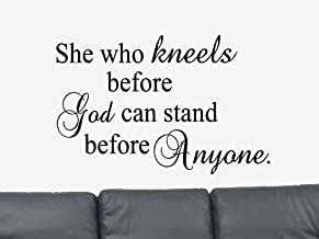 Best she who kneels before god verse Reviews