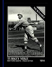 1994 Conlon # 1051 Nicknames Mike Donlin San Francisco Giants (Baseball Card) Dean's Cards 8 - NM/MT Giants