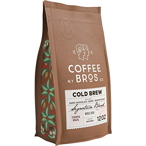 Coffee Bros., Cold Brew Blend