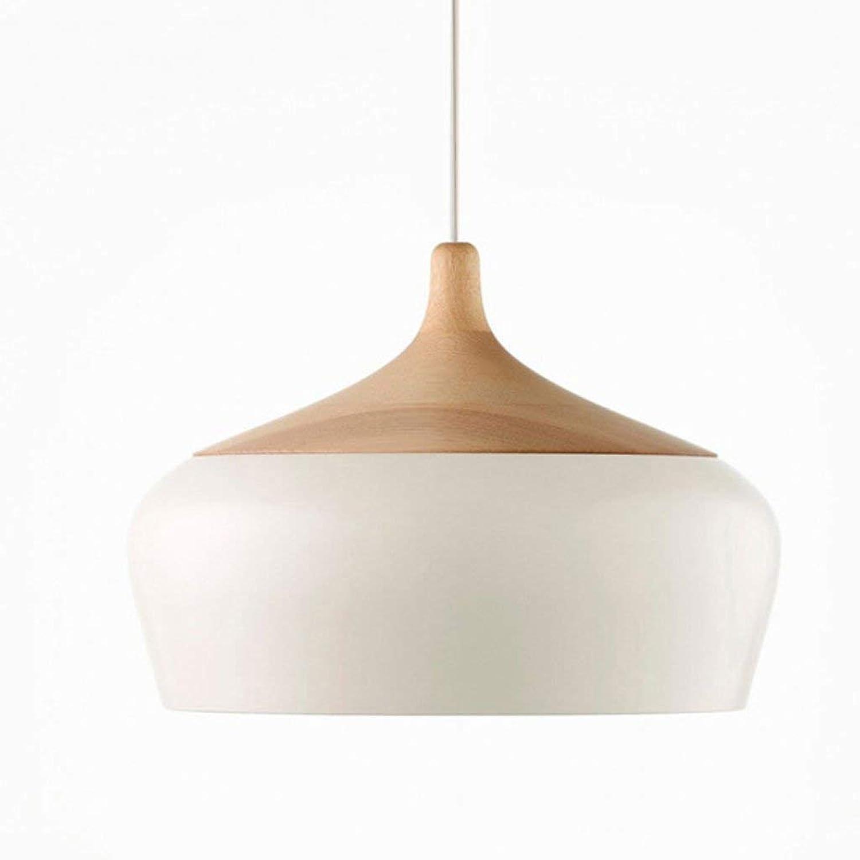 Interieur-Kronleuchter im modernen Design Nordic Modern Chandelier Restaurant-Bar Einfacher Deckel aus Aluminium-Kronleuchter (Farbe   S)