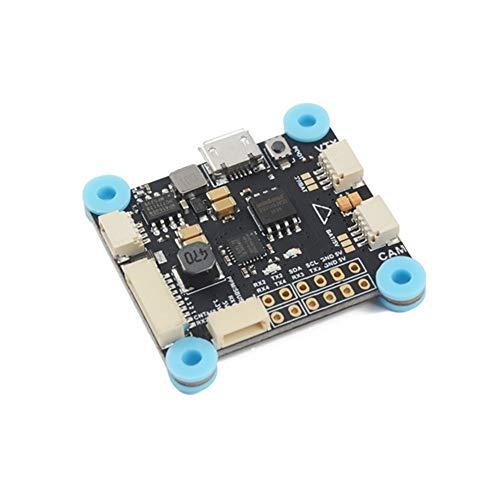 wchaoen 30.5x30.5mm Gofly-RC Betaflight F4 Controlador de vuelo AIO OSD BEC Soporte Smartaudio for Scorpion5 RC Drone Accesorios para herramientas