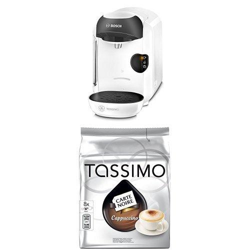 Bosch CAFETERA MULTIBEBIDA TAS1254 TASSIMO, 450 W,...