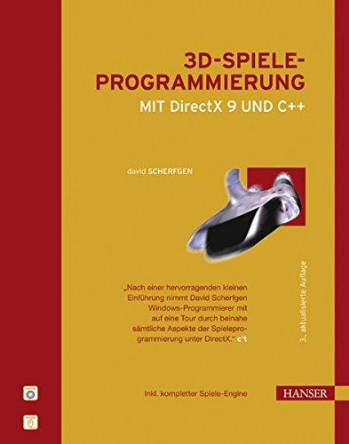 3D-Spieleprogrammierung mit DirectX 9 und C++