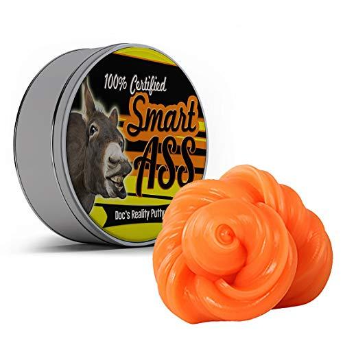 Gears Out Smart Ass Stress Putty - Novelty Stress Relief Putty