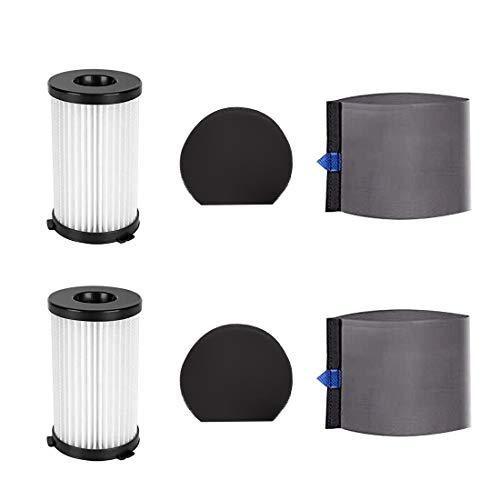 Filtri compatibili con Ariete Handy Force 2761, Confezione incluso 2 Pre-filtri e 2 HEPA e 2 Spugna