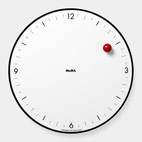 MoMA Timesphere Clock
