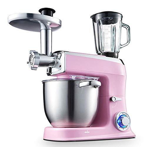 N/A 3 en 1 Multifuncional Cocina Máquina con 7.5L Food Grade alimentos Grinder, Trituradora, Exprimidor, Batidor