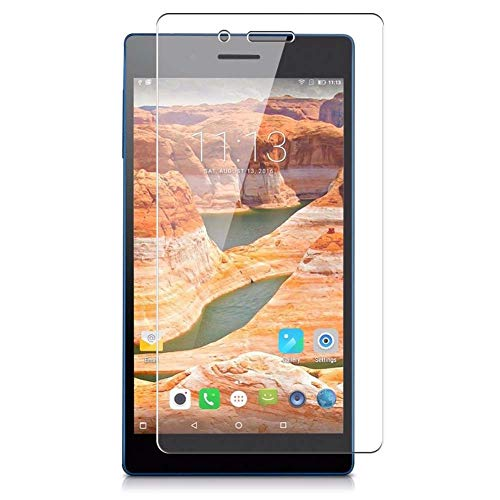 Vaxson 4-Pack Screen Protector, compatible with Lenovo TAB3 7.0 730M 7' TAB 3, TPU Guard Film Protectors [ NOT Tempered Glass ]