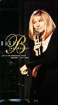 Barbra - The Concert : Live at Arrowhead Pond VHS