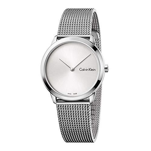Calvin Klein Minimal K3M221Y6 - Reloj de Pulsera para Mujer