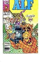 Alf #2 Marvel