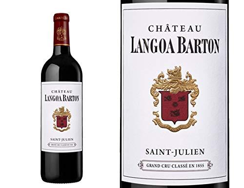 CHÂTEAU LANGOA BARTON 2016 - Saint-Julien - France- Rouge - 0.750 l
